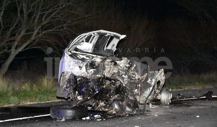 TRÁGICO ACCIDENTE EN LA RUTA 51
